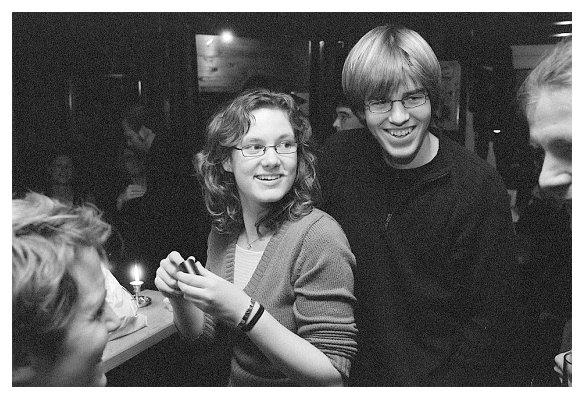 Nicole, Aimee, Jens, Arne. 2006.