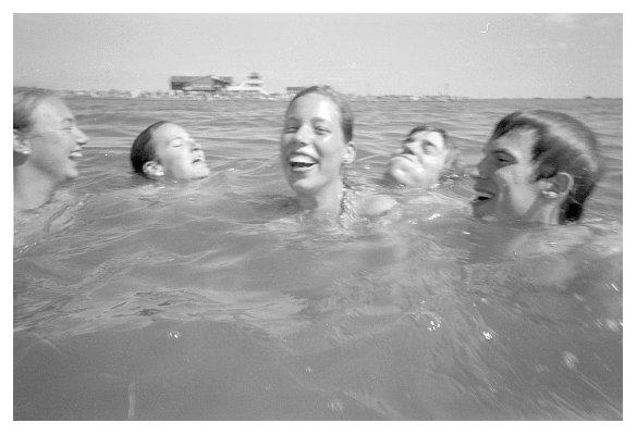 Sünje, Aimee, Finja, Jens, Tobi. 2006.